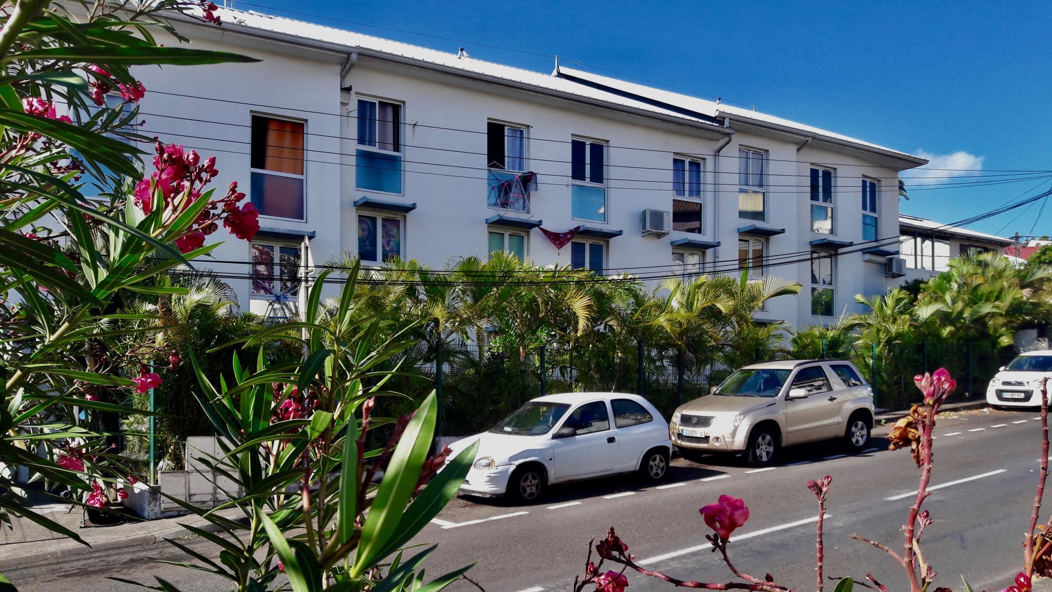 Appartement T1 bis 29 m2 - Ste Clotilde